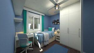 Tips design kamar kost minimalis